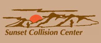 Website for Sunset Collision Center