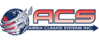 Website for Airria Climate Systems, Inc.