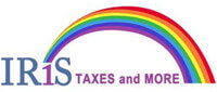 Website for Iris Taxes and More