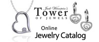 Website for Tower of Jewels, Inc.