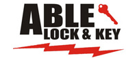 Website for Able Lock & Key