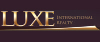 Website for Luxe International Realty, LLC