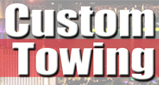 Website for Custom Towing