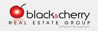 Website for Black & Cherry Real Estate