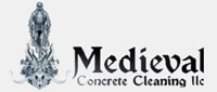Website for Medieval Concrete Cleaning, LLC