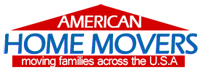 Website for American Home Movers, Inc