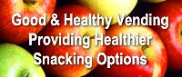 Website for Good & Healthy Vending