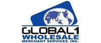 Website for Global 1 Wholesale Merchant Services, Inc.
