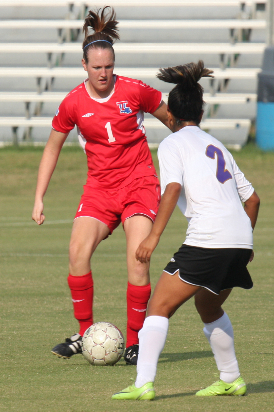Chelsea White and the Lady Techsters open the season on Friday at 7 p.m.