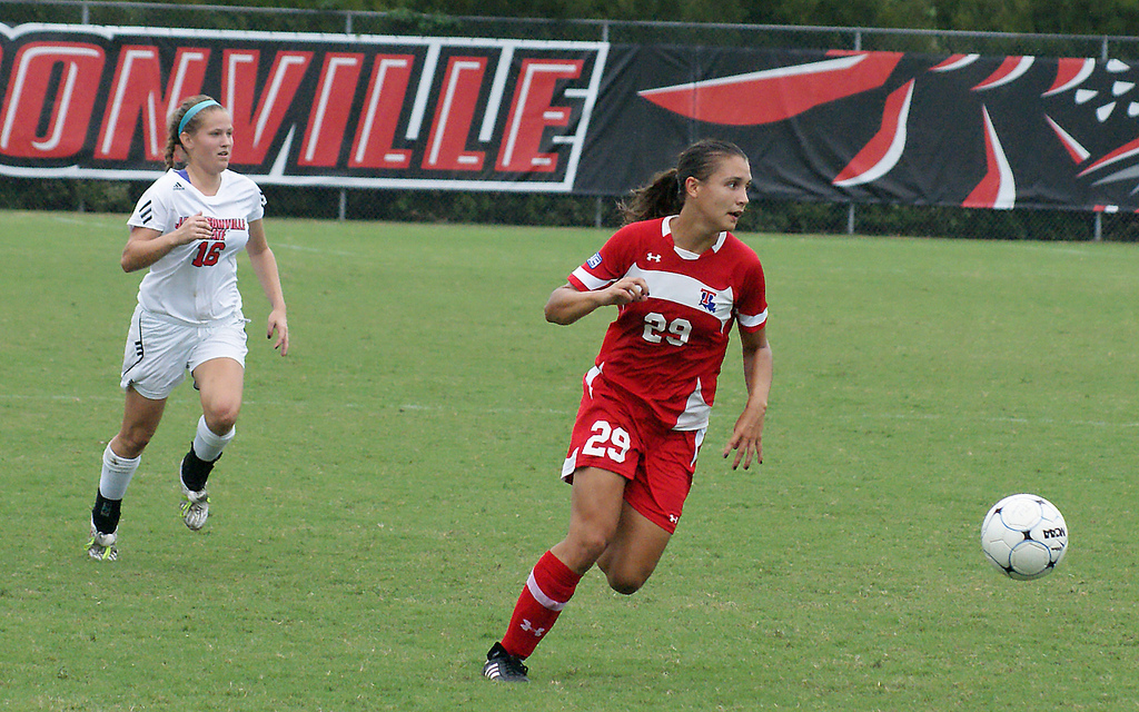 Senior Olivia Lukasewich has played in every game of her collegiate career