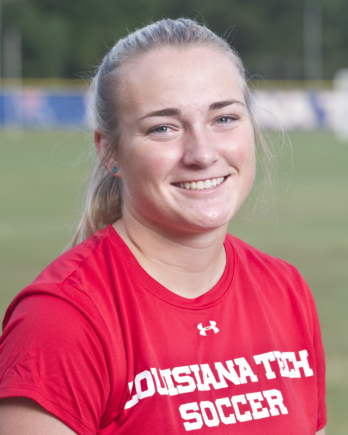 Beddow recorded her fourth goal on the season