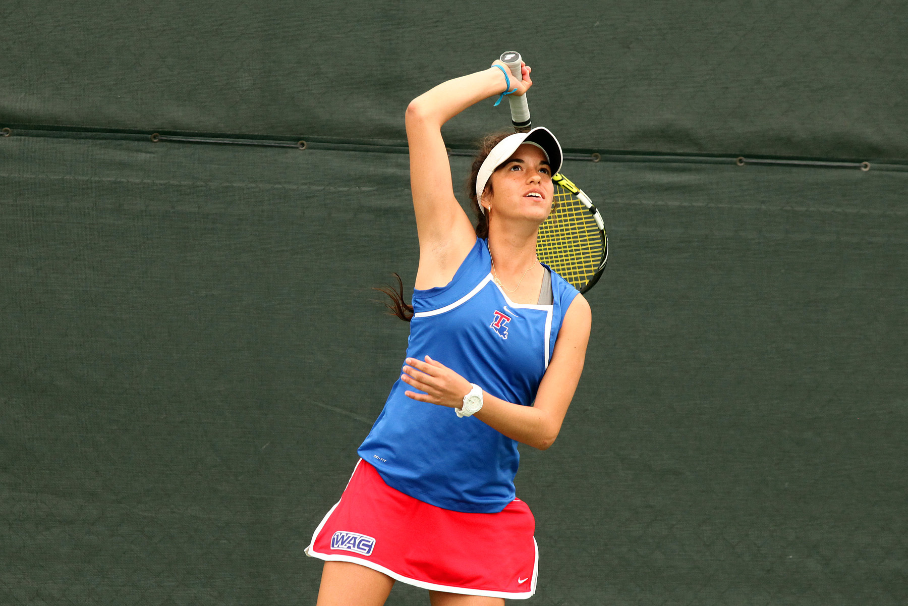 Taly Merker had the clinching point in the win over UTSA