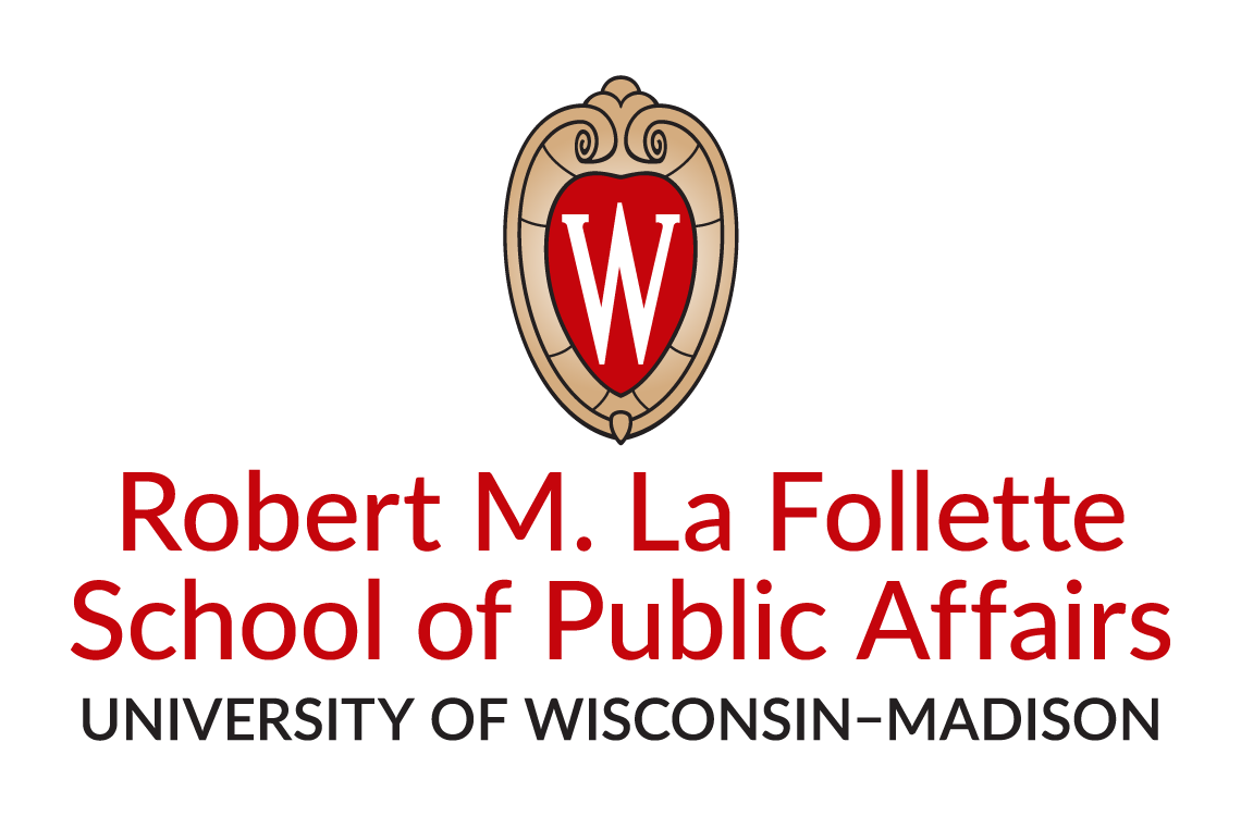 University of Wisconsin-Madison, La Follette School of public Affairs logo