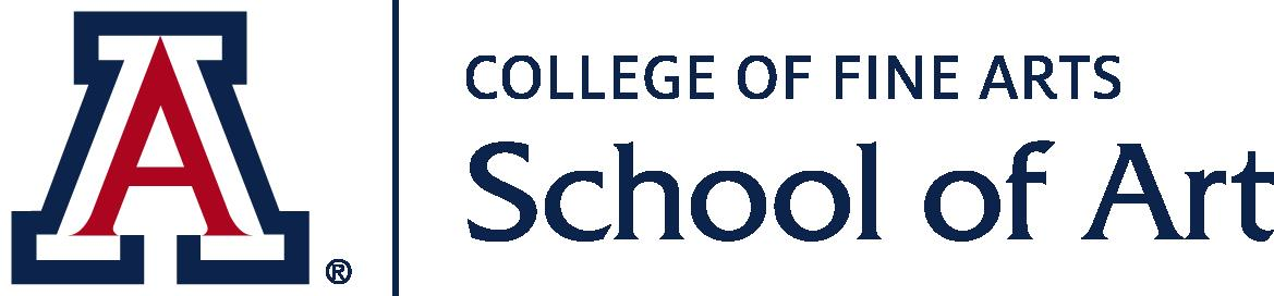 University of Arizona- School of Art Logo