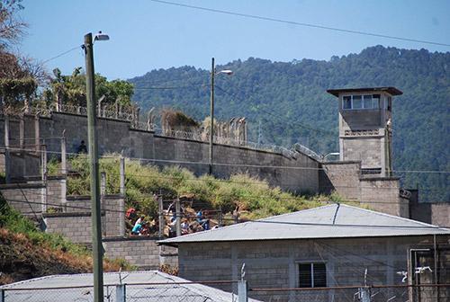 Otra fuga más en la principal cárcel hondureña.