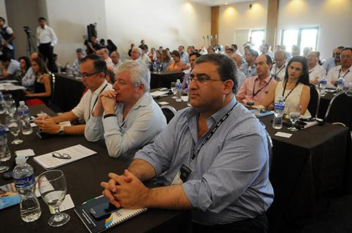 Empresarios de Honduras y de Latinoamérica participaron en el importante cónclave.