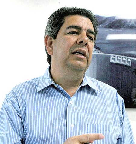 El gerente de la ENEE, Emil Hawit.