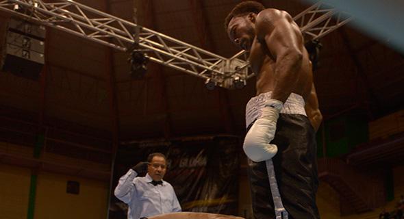 El 29 de noviembre pasado, Pedro Cacho hizo su debut en el boxeo profesional, noqueando en el segundo asalto a Celín Zapata.