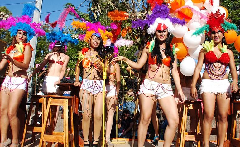 Cerrarán bulevar Centroamérica por carnaval  en honor a Tegucigalpa