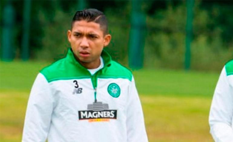 ¡Compañero de Celtic hiere a Emilio Izaguirre!