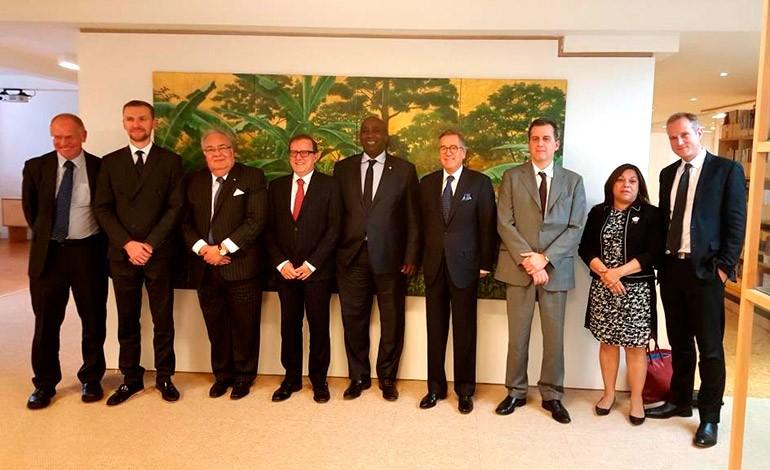 Honduras en grupo de trabajo de la OIC