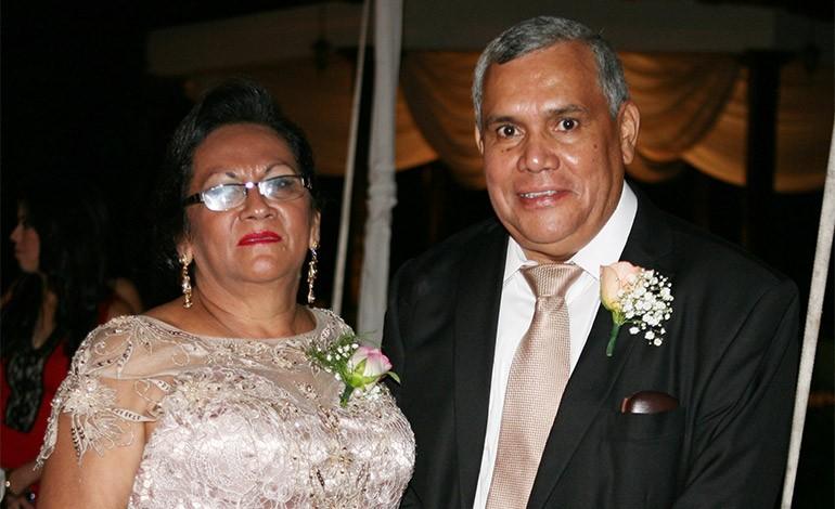 Leticia y Mario Palma.