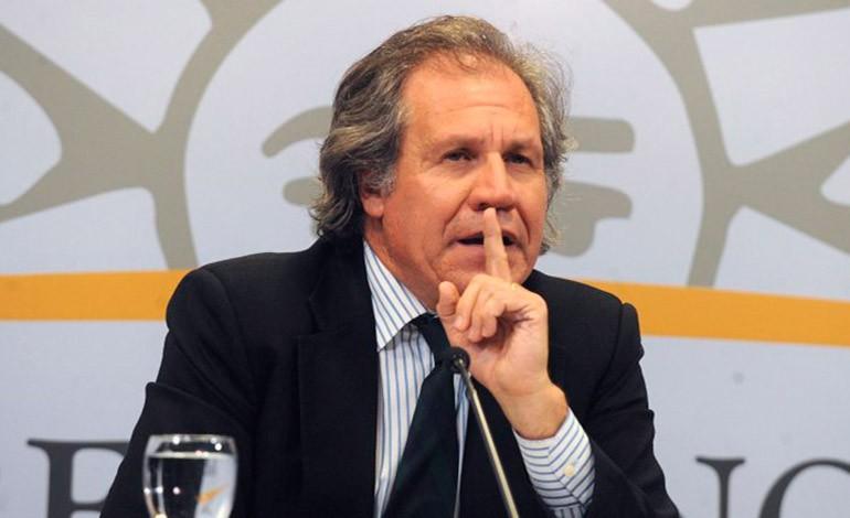 Almagro: Nicaragua debe hacer ajustes en sistema político