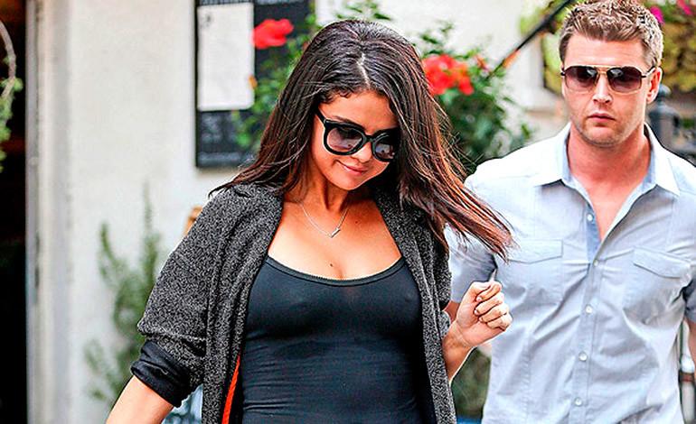 ¿Selena Gómez está embarazada?