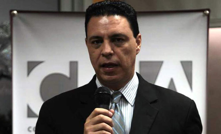 Dagoberto Aspra sale del Consejo Nacional Anticorrupción