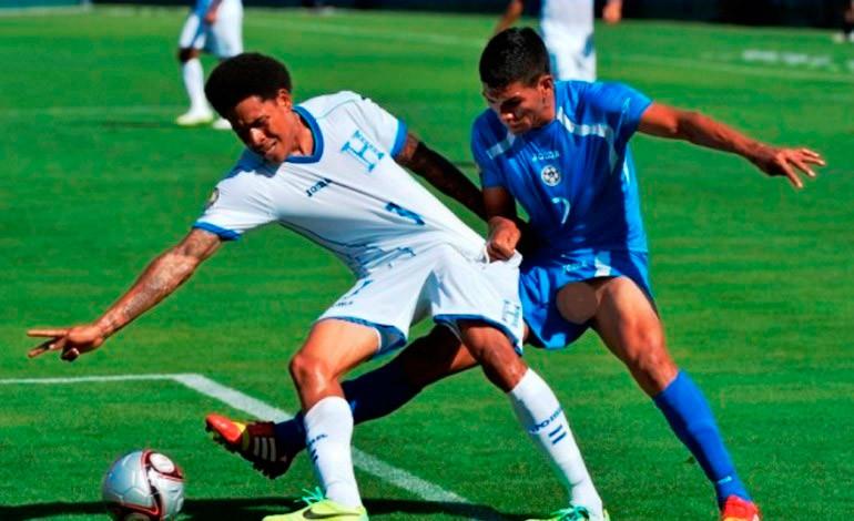 Honduras domina ampliamente la serie contra Nicaragua