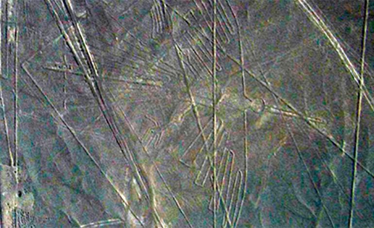 La NASA muestra nuevas imágenes de las líneas de Nazca