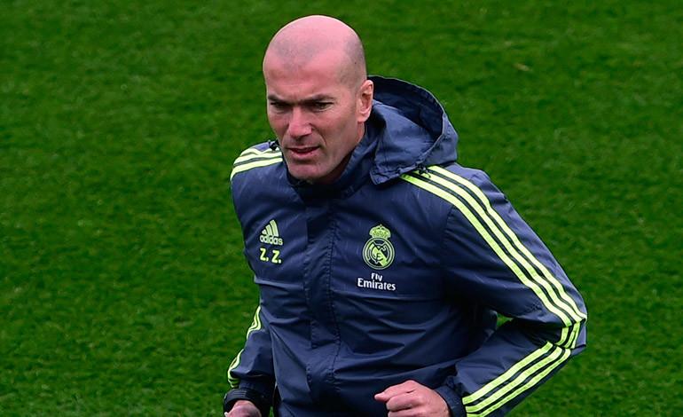 'Estamos en una buena situación, pero no hemos ganado nada', dice Zidane