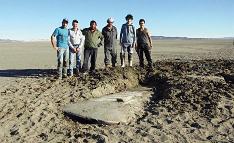 Encontraron un avión que había desaparecido en 1964