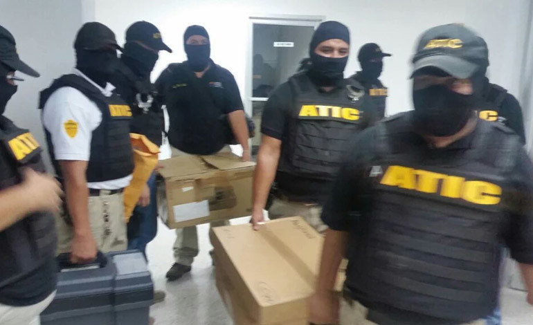 136 expedientes sacó la ATIC de la depuradora policial