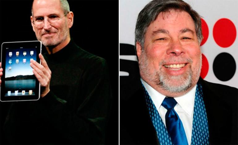 Jobs y Wozniak: líderes de nuestra época