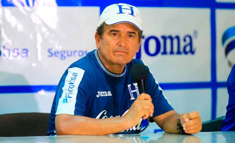 Jorge Luis Pinto explicará todo lo que hará en su viaje a Brasil