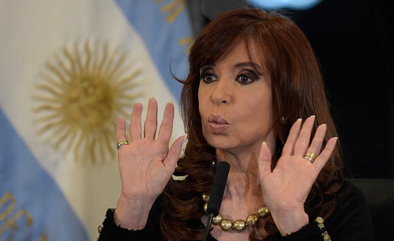 Kirchner ante la justicia