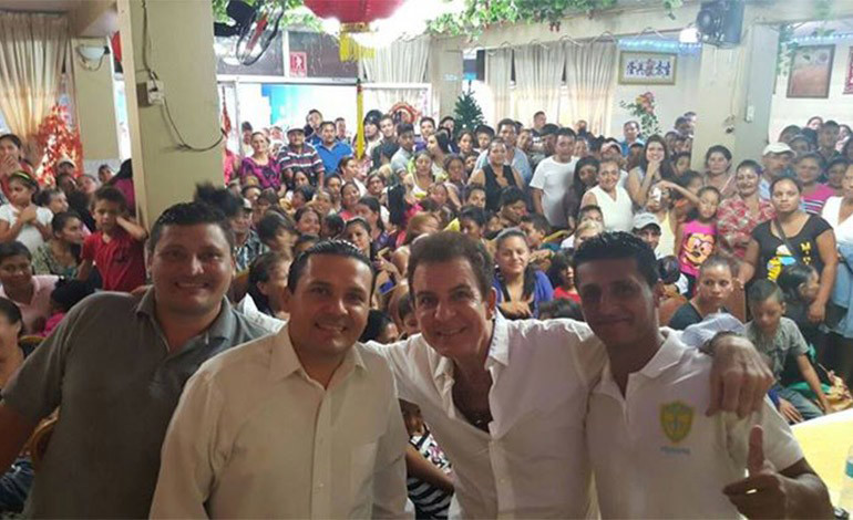 Bases del Pac se reúnen en Siguatepeque
