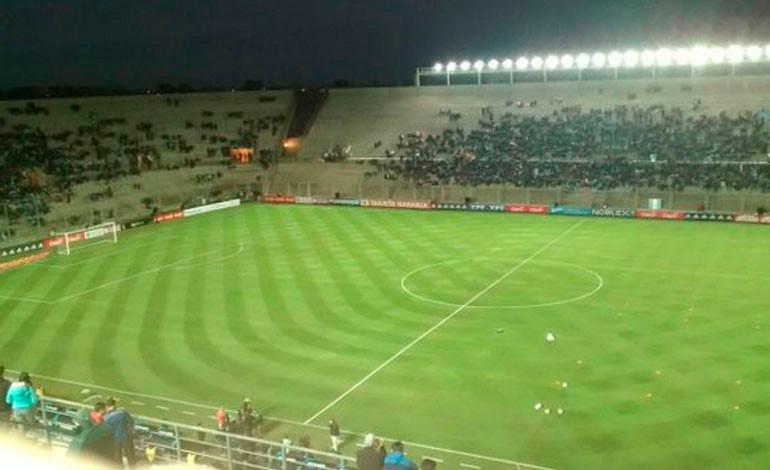 VÍDEO: Argentinos comienza a llegar al estadio Bicentenario para juego con Honduras