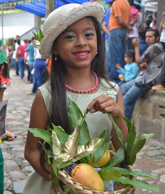 El tradicional mango Yuscarán es uno de los más exquisitos.
