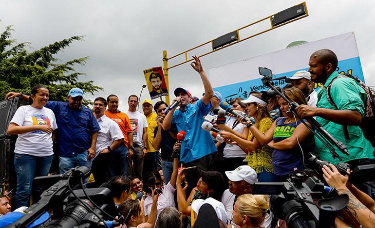 Crisis venezolana entra en fase de tensiones