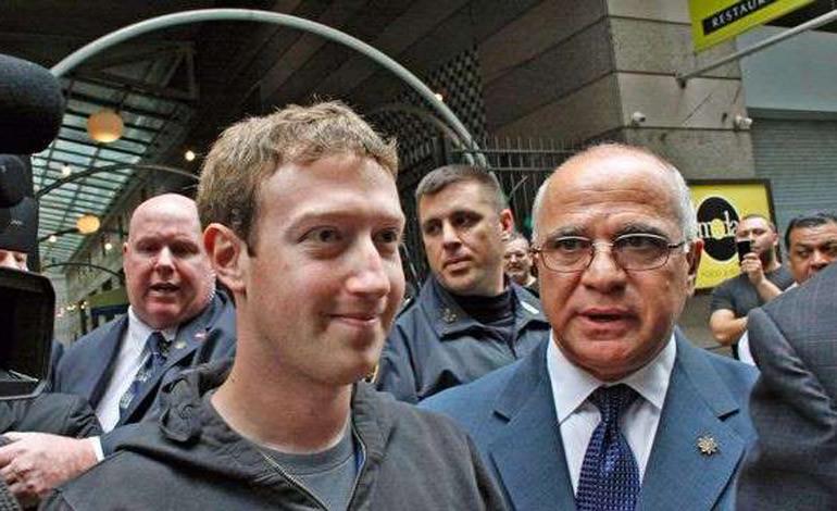 ¿Cuánto le cuesta a Facebook proteger la vida de Mark Zuckerberg?