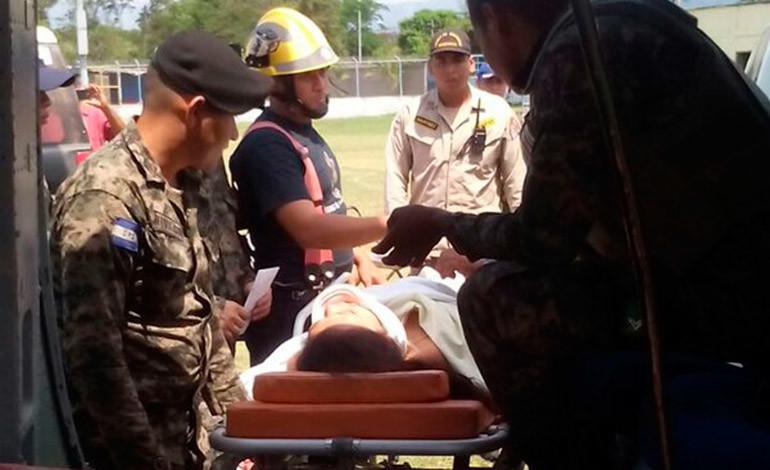 Varios heridos deja accidente vial en Olancho