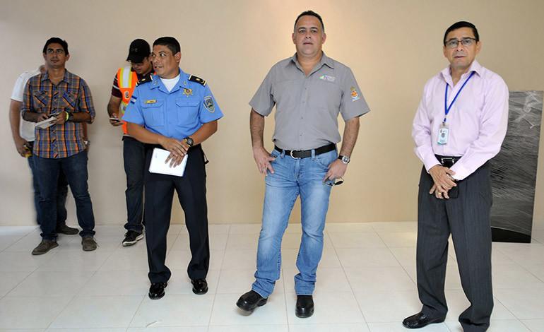 Alcaldía ejecuta varias obras en El Merendón