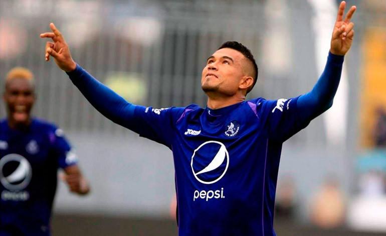 'Chino' Discua entre Motagua y la MLS