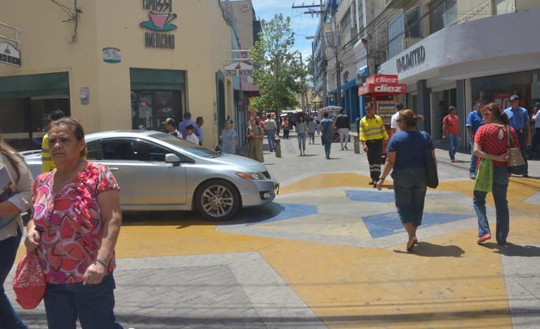 Reabierta calle en casco histórico