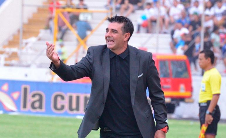 Diego Vázquez anuncia reingeniería en el plantel de Motagua