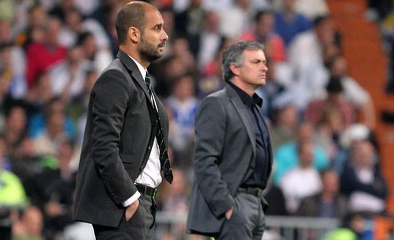 Duelo Mourinho y Guardiola ya tiene fecha