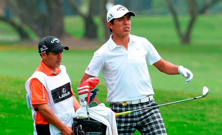Argentino Augusto Núñez toma control del Honduras Open de golf