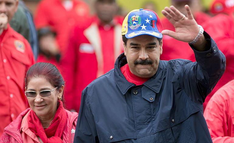 """Maduro asegura estar """"más duro que nunca"""""""